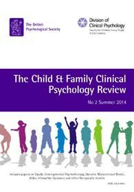 Child and Family Clinical Psychology Review No 2 Summer 2014 cover image
