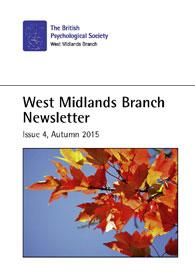 West Midlands Branch Newsletter Issue 4 Autumn 2015 cover image