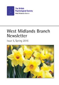 West Midlands Branch Newsletter Issue 5 Spring 2016 cover image