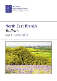 NE Branch Bulletin No 4 Summer 2016 cover image