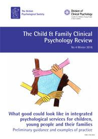 Child and Family Clinical Psychology Review No 4 Winter 2016 cover image