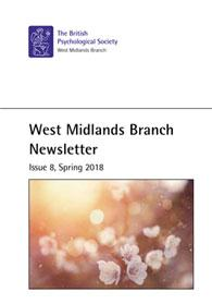 West Midlands Branch Newsletter Issue 8 Spring 2018 cover image