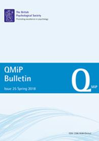 QMiP Bulletin Issue 25 Spring 2018 cover image