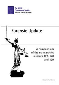 Forensic Update Compendium 2018 cover image