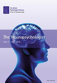 The Neuropsychologist Issue 7 April 2019 cover image