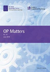 OP Matters No 42 July 2019 cover image