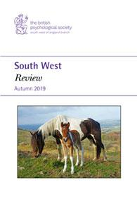 South West Review Autumn 2019 cover image