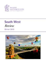South West Review Winter 2019 cover image