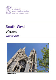 South West Review Summer 2020 cover image
