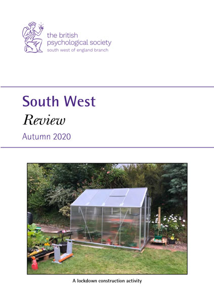 South West Review Autumn 2020 cover image