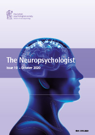 The Neuropsychologist Issue 10 – October 2020 cover image