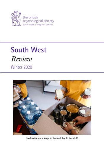 South West Review Winter 2020 cover image