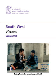 South West Review Spring 2021 cover image